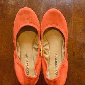 Lucky Brand Shoes - Lucky Brand Ballet flats